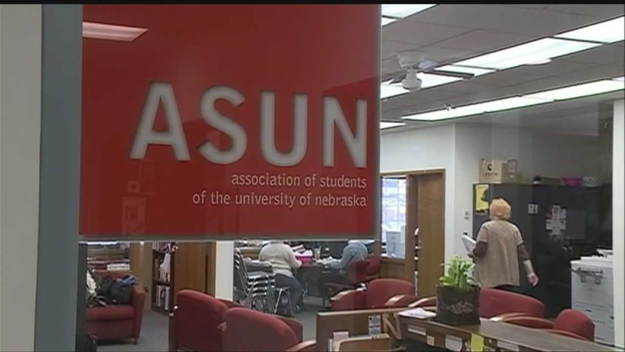 A University of Nebraska-Lincoln student is under fire after making racial slurs during a recent student government meeting.