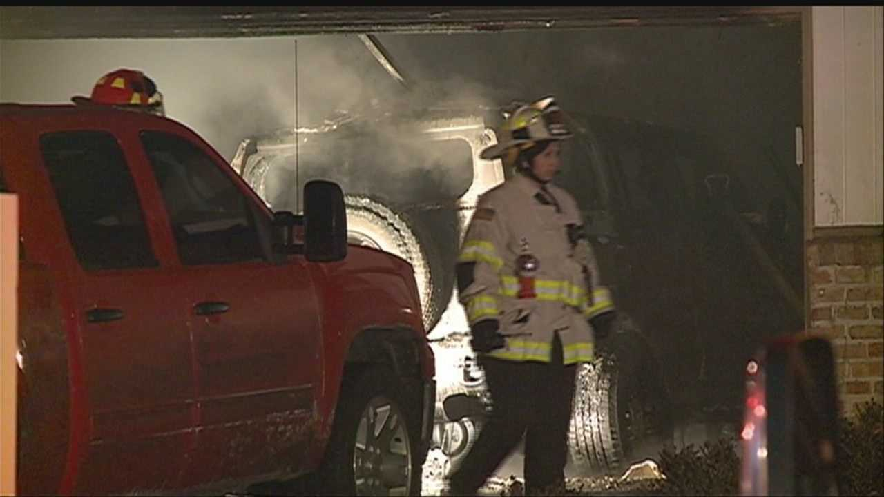img-Garage destroyed in fire