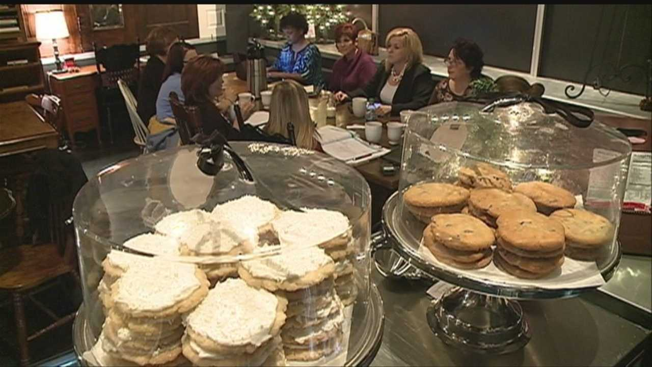 A group of women open Stories Coffee House near 180th and Pacific streets.