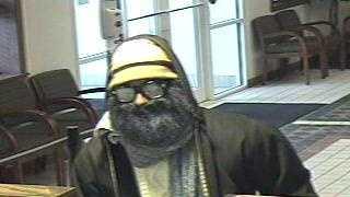 CB robbery suspect