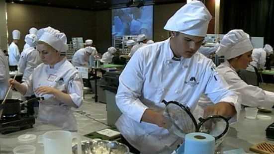 aspiring chefs