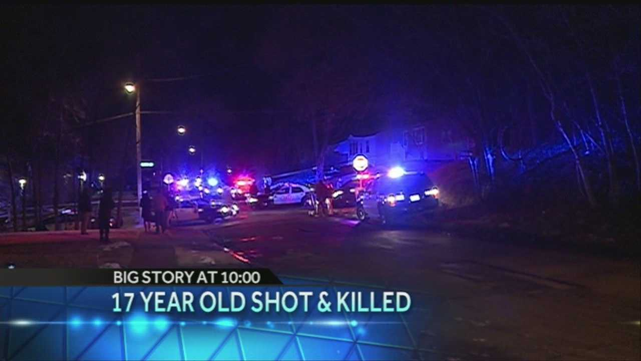 17-year-old shot and killed in Omaha