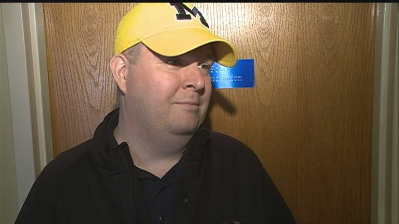 An Omaha police officer is in the fight of his medical life: brain cancer.