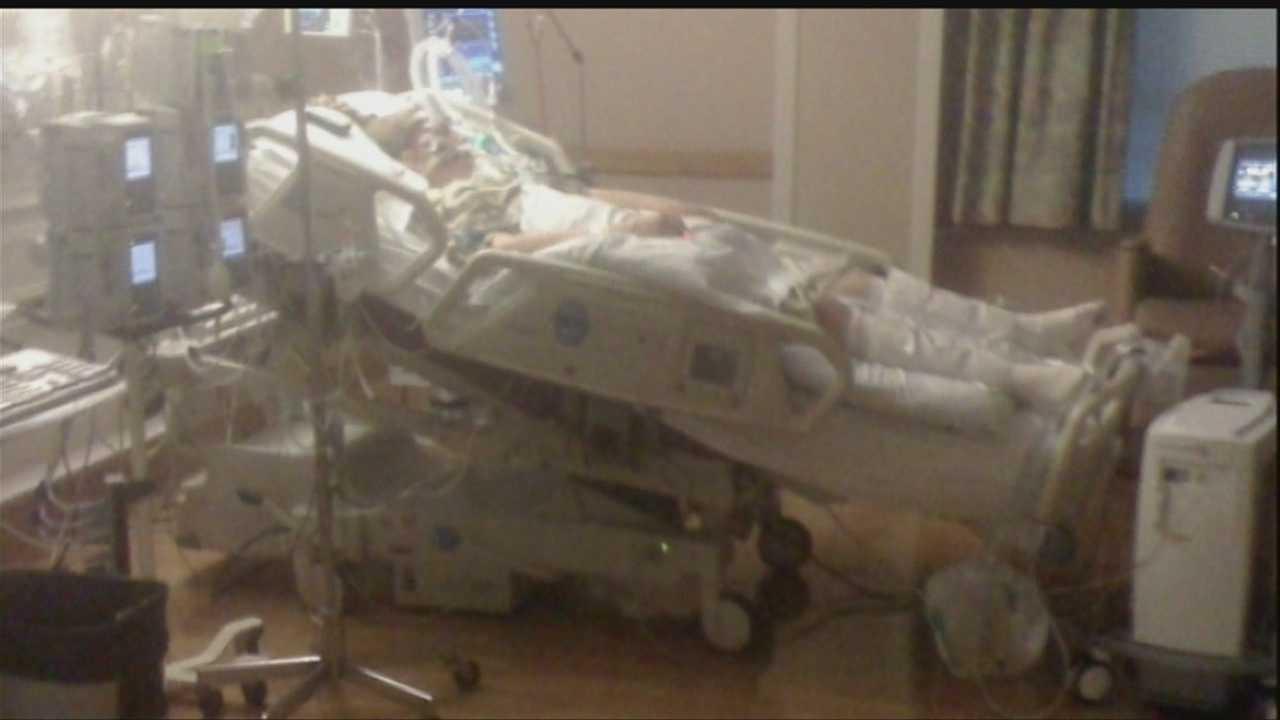 Freezing treatment saves woman in cardiac arrest