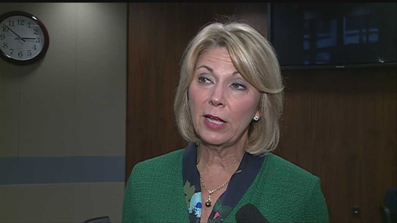 Although Omaha Mayor Jean Stothert doesn't support the restaurant tax, Stothert said the city needs it.