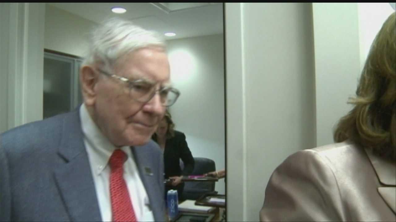 img-Warren Buffett releases his letter to shareholders