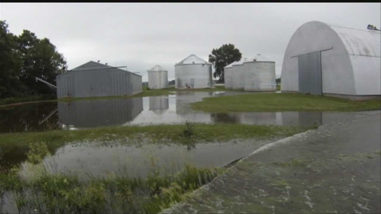 A group of farmers and business owners is suing the U.S. Army Corps of Engineers, claiming the agency mismanaged the Missouri River since 2006 and contributed to major flooding in five states.