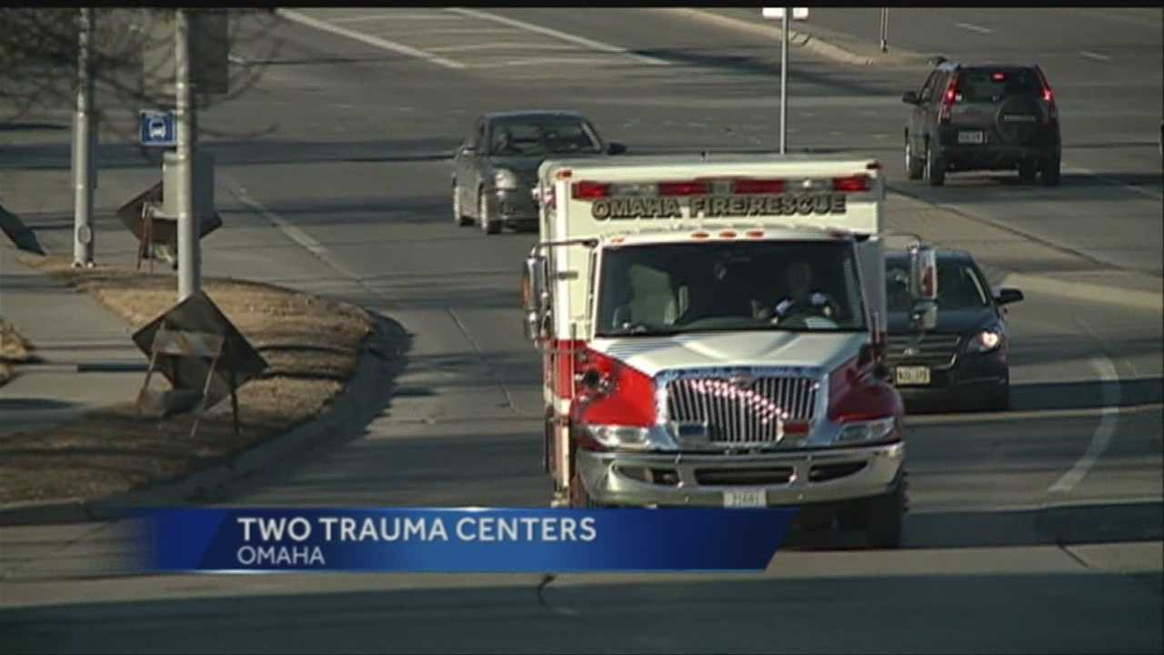 Two trauma centers planned for Omaha