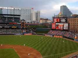 Camden Yards, home of the Baltimore Orioles -- Proposals not offered.