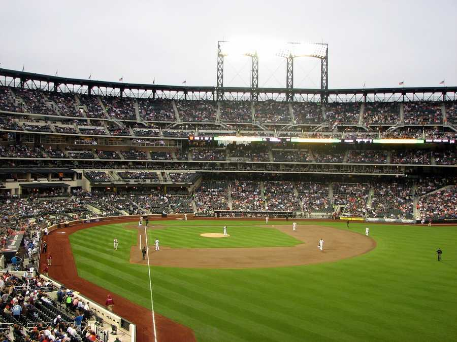 Citi Field, home of the New York Mets -- Proposals not offered.