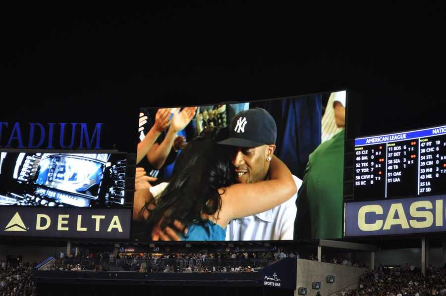 According to Swimmingly.com, some people will pay anywhere from $39 to $2,500 to propose at a big league game. Prices can vary, depending on options, including scoreboard message displays and live video.