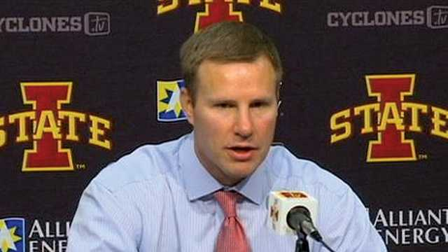 Fred Hoiberg gets raise at Iowa State