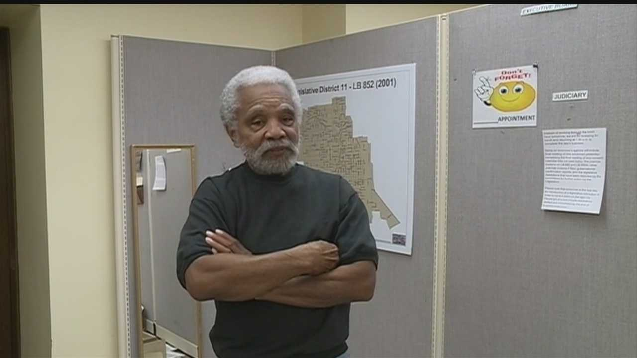 Omaha Sen. Ernie Chambers is upset with the judge's verdict on convicted killer Nikko Jenkins.