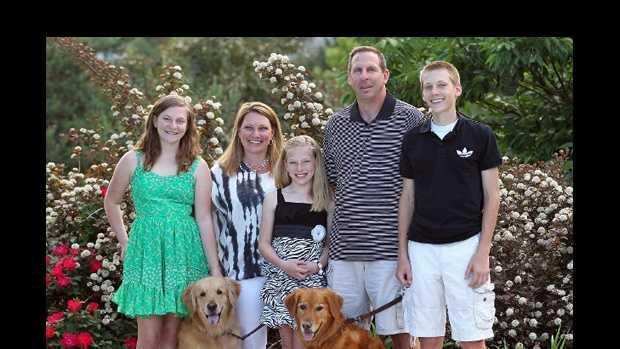 Bo Pelini Family