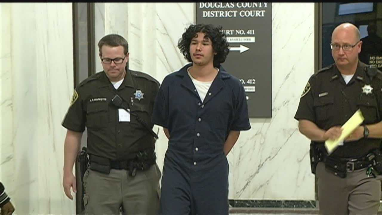 The teenager convicted of a home invasion that left an elderly woman severealy injured last fall has learned his fate.