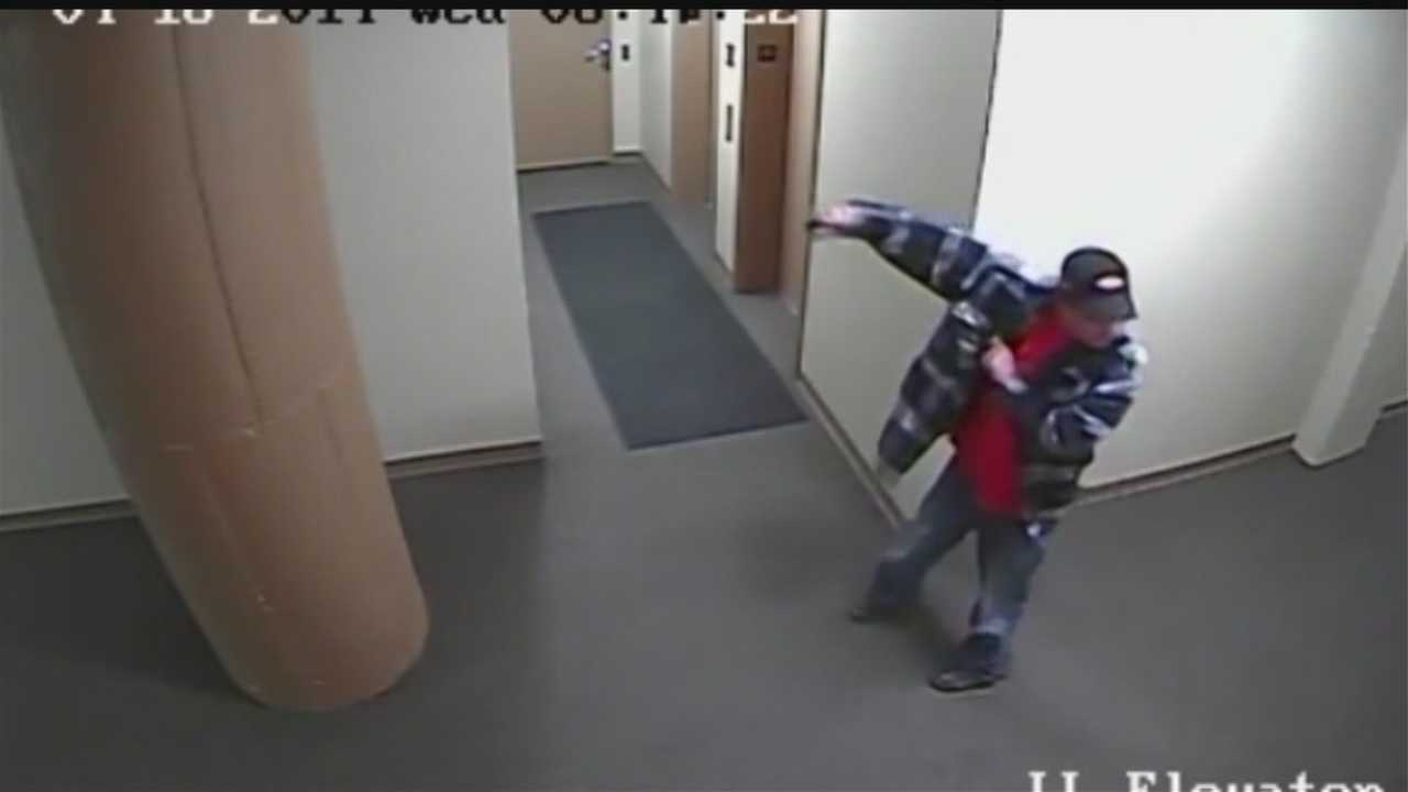 Omaha police are asking for the public's help in identifying a thief who stole keys to downtown homes.