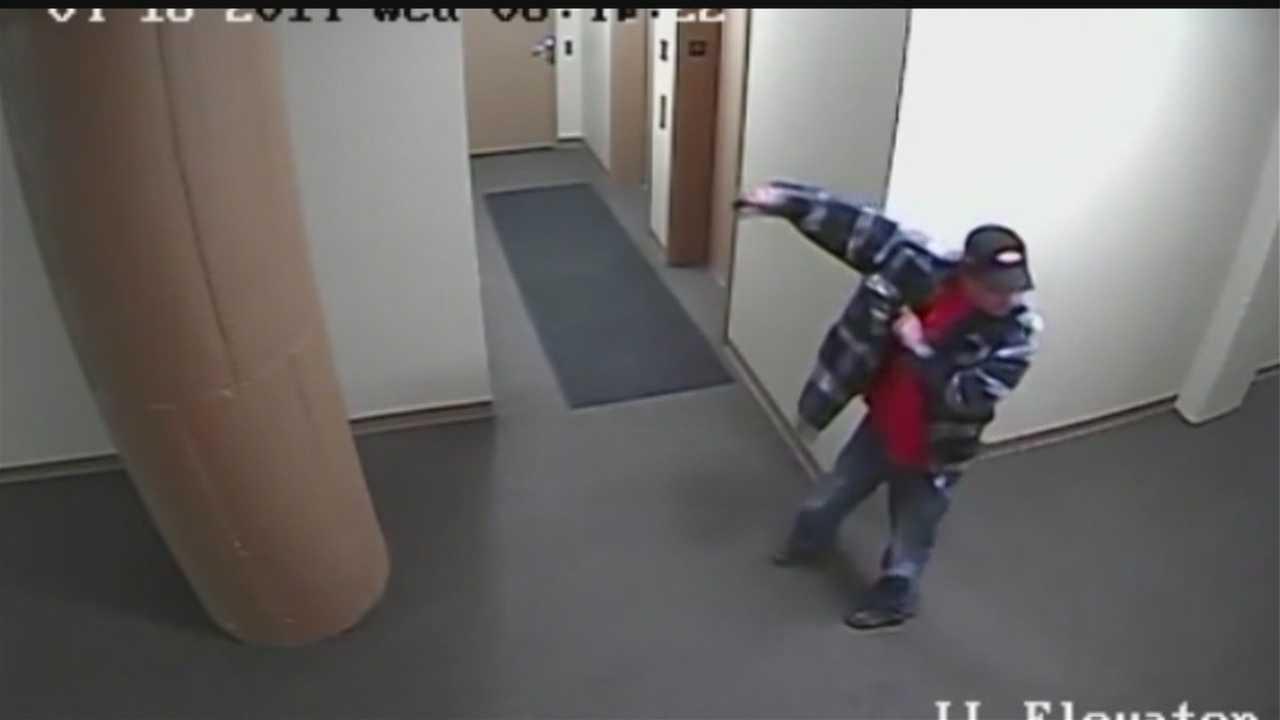 Man steals keys to downtown lofts