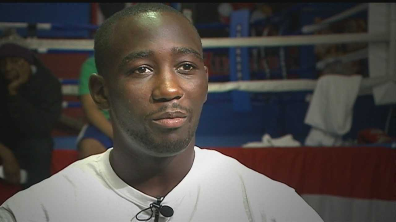 Omaha's world champion boxer weighs in on his upcoming title fight -- the first held in Omaha since 1972.