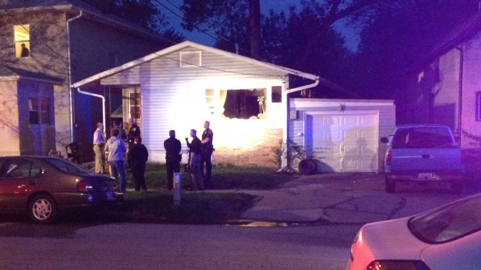 5-month-old girl dies in Council Bluffs fire
