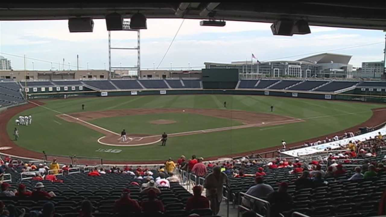 It's no secret Omaha loves baseball.  The city showed it on Wednesday at the Big Ten baseball tournament. But what do the numbers in the stands mean for the city?