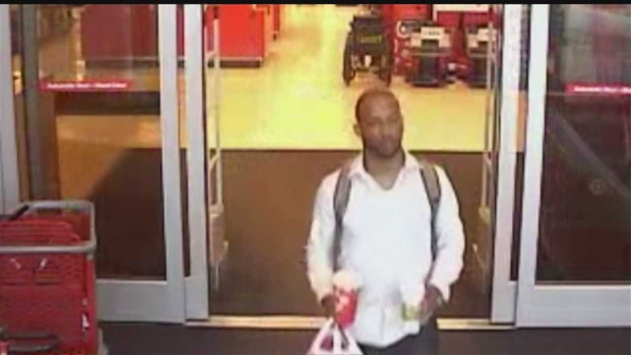 Omaha Crime Stoppers is asking for the public's help in identifying a man and woman seen using counterfeit money at Target near 125th and L streets.