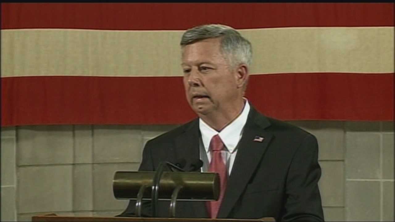 Heineman pursuing NU presidency
