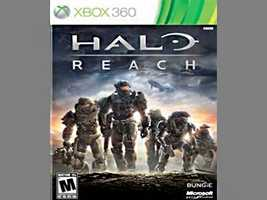 Halo Reach is all about finding your favorite weapon to destroy your alien enemy, that realistically pours out blood and let out bone-chilling screams.