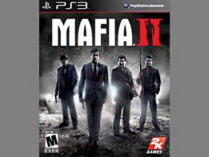 Mafia II depicts the lives of the real life mafia. It shows their world, including their mistreatment of women, devaluation of human life and their involvement with drugs and alcohol. The characters swear profusely and Playboy centerfolds are scattered around the environment for player to collect.