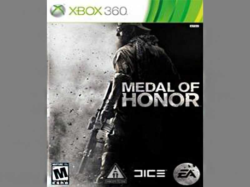 Medal of Honor's hyper-realistic graphics recreate modern day war zones in Afghanistan. Soldiers' bodies crumple authentically and gush blood when shot and there is rampant profanity.