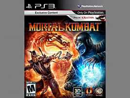 Mortal Kombat is comprised of the most realistic and gory graphics that go way beyond what you would expect. The latest version features enhanced graphics and violent killing sprees.