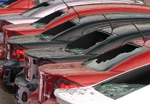 Woodhouse Hail Damage >> Woodhouse Estimates 15m In Hail Damage