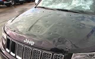 Woodhouse Hail Damage >> Woodhouse estimates $15M in hail damage