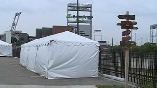 cws tents