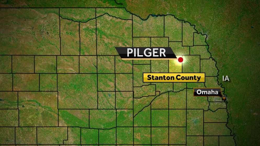 Pilger map