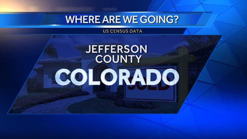 5. Jefferson County, Co. (Denver area)