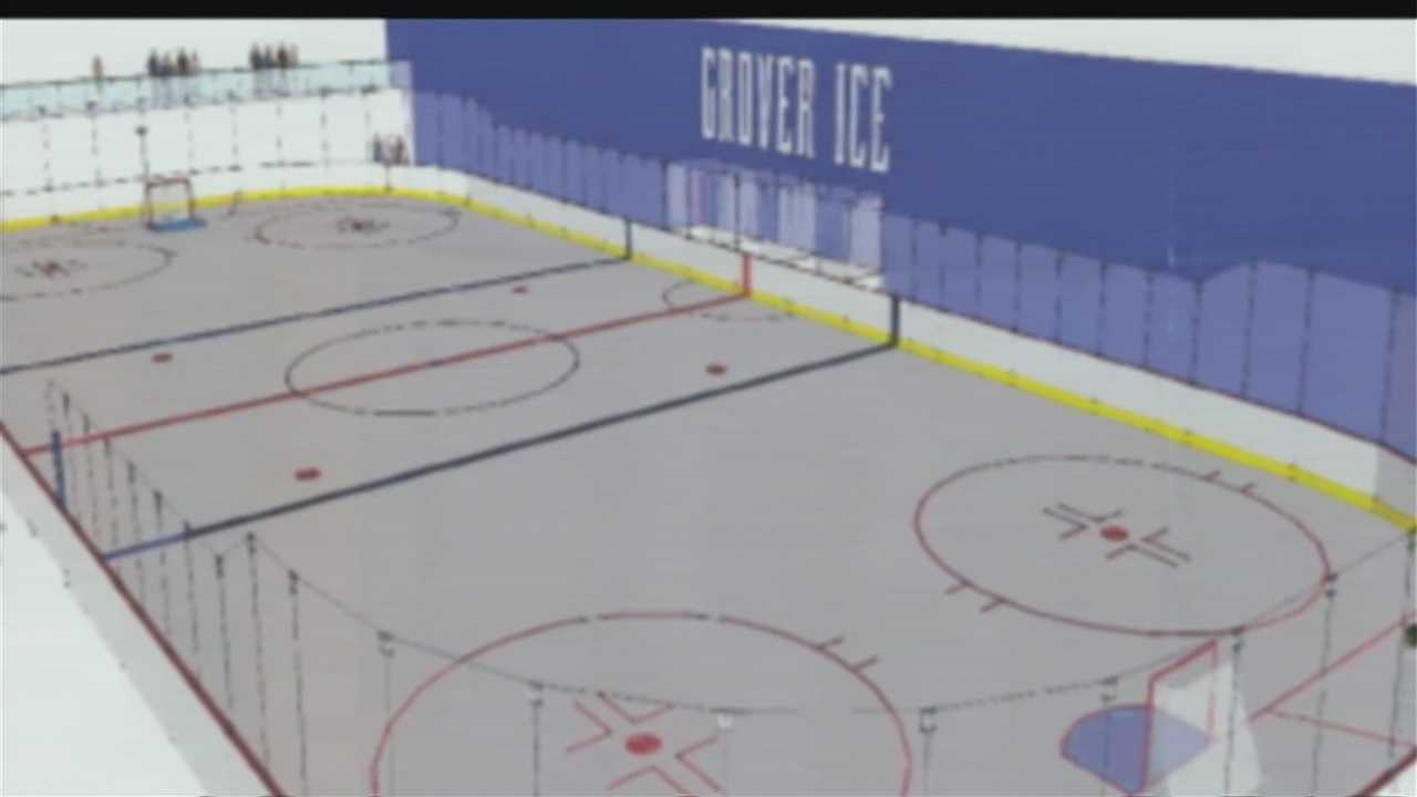 An Omaha developer is looking to give an old building new life by providing more ice for hockey, skating and curling this fall.