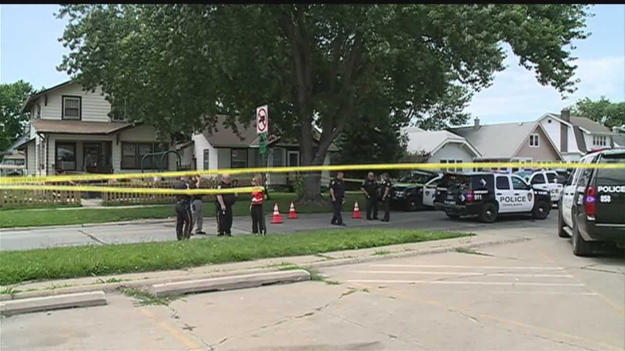 A man is dead and a woman in custody after a fatal stabbing in a Council Bluffs neighborhood.