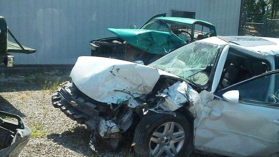 Walnut crash
