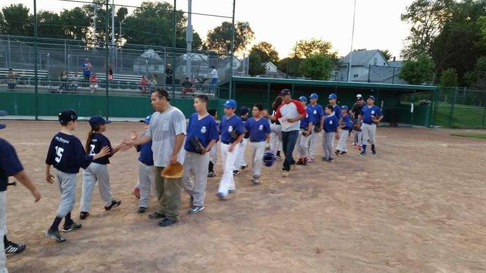At Risk Baseball League