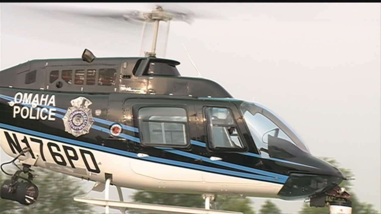 A KETV NewsWatch 7 exclusive with Omaha's eye in the sky.