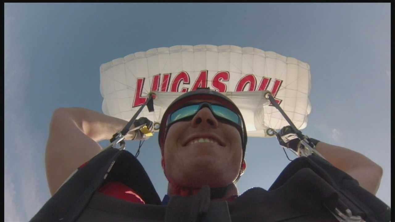 High-flying fun at Offutt AFB