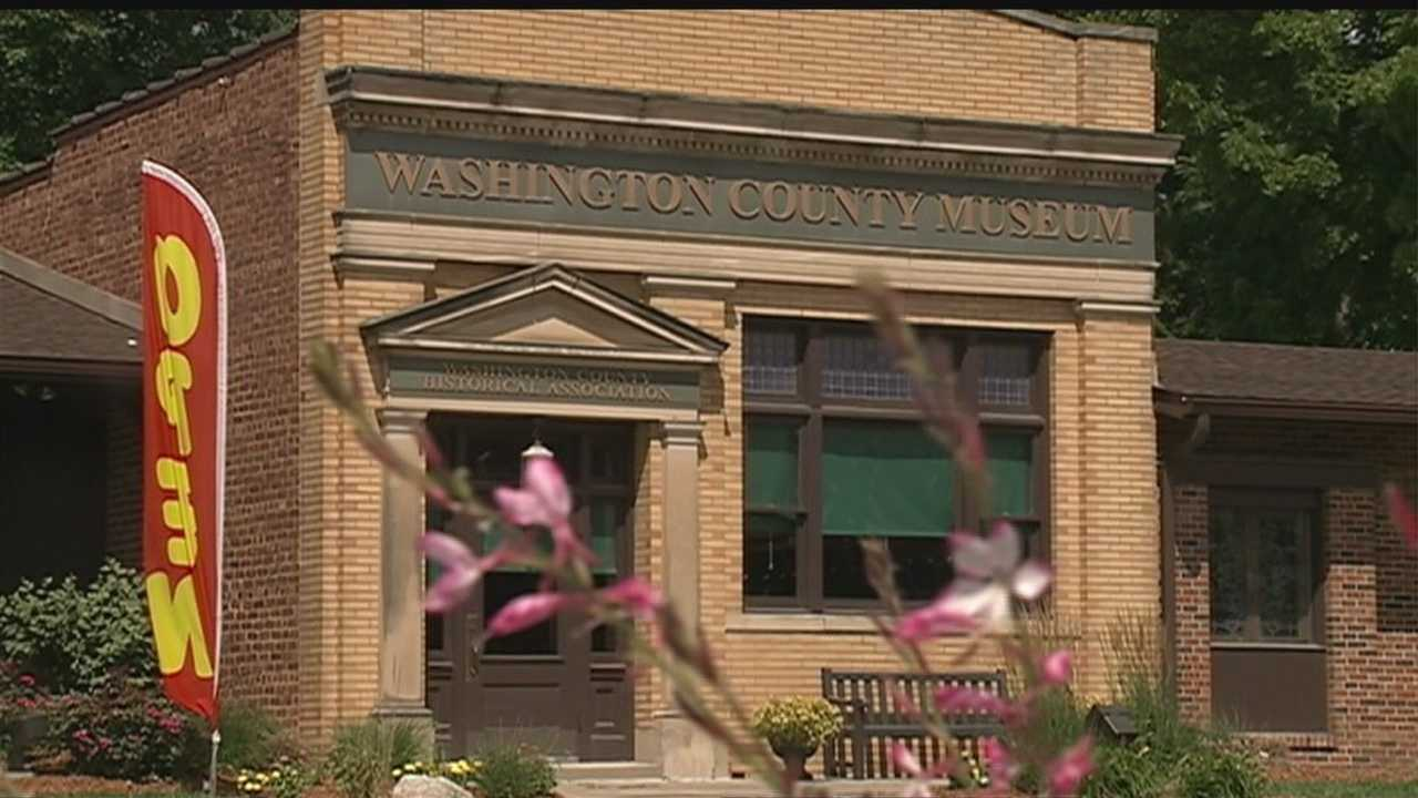 The Washington County Historical Museum is just north of Omaha in Fort Calhoun. It's the oldest county museum in Nebraska showcasing artifacts from prehistoric time and from Fort Atkinson. Visit www.wchamuseum.com for more information.
