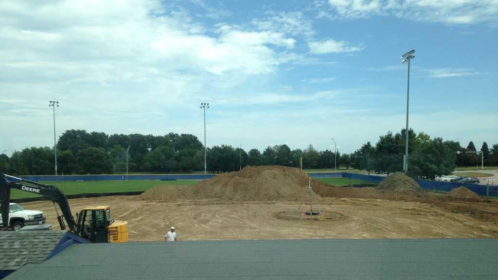 Millard North Baseball Field
