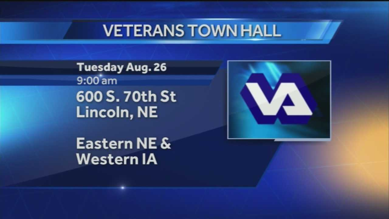 Town hall meeting planned for frustrated veterans