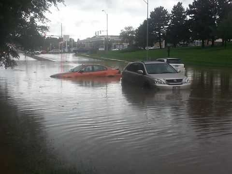 96th and Q streets