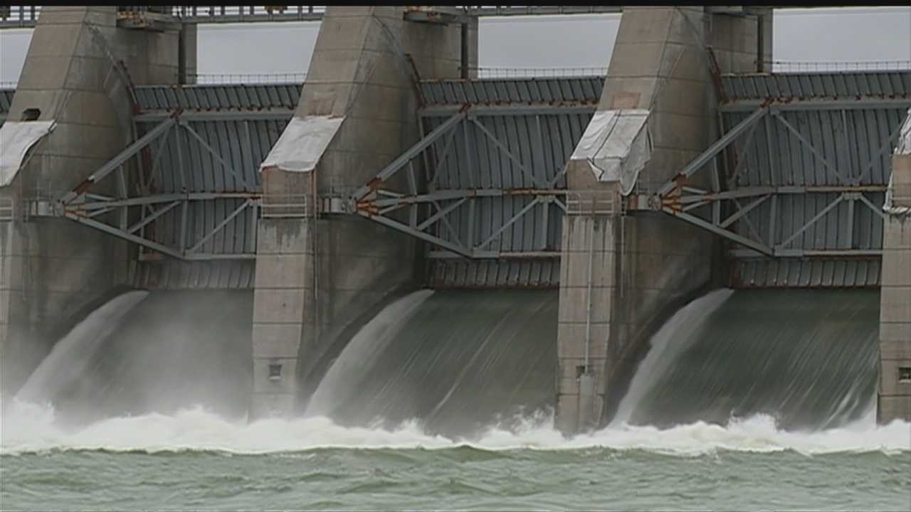 The Army Corps of Engineers' release of water from the Gavins Point Dam became a symbol of the 2011 floods. So when it announced increasing the flows again, we went north to ask why.