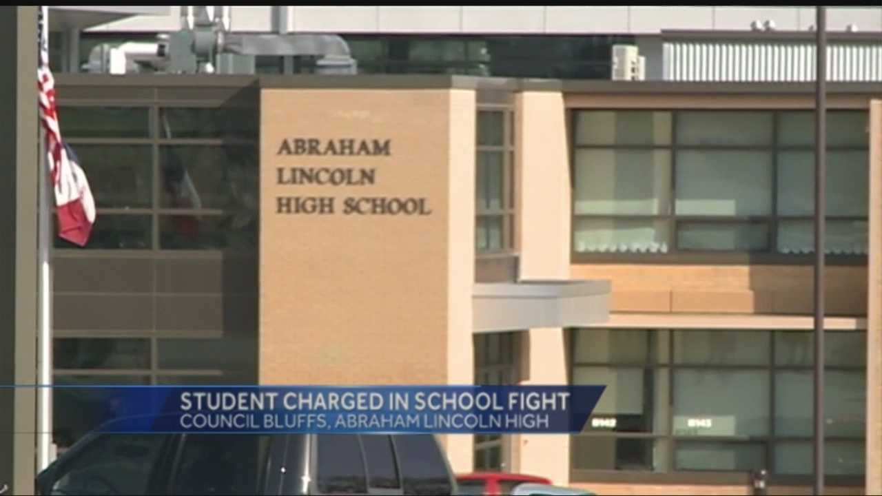 A 17-year-old student is in critical condition after a fight at a Council Bluffs high school Thursday morning.