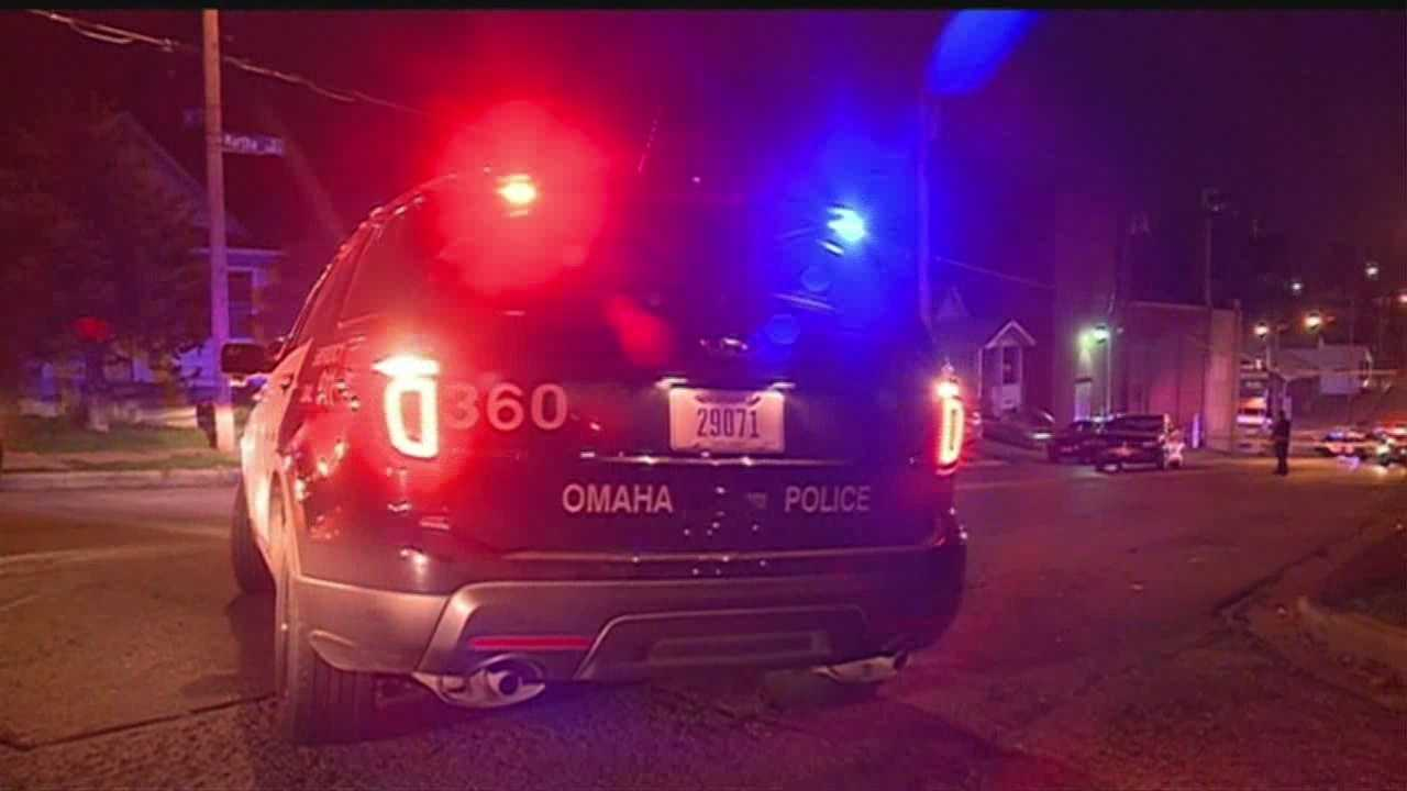 A woman loses her leg after being hit by a car early Saturday morning.