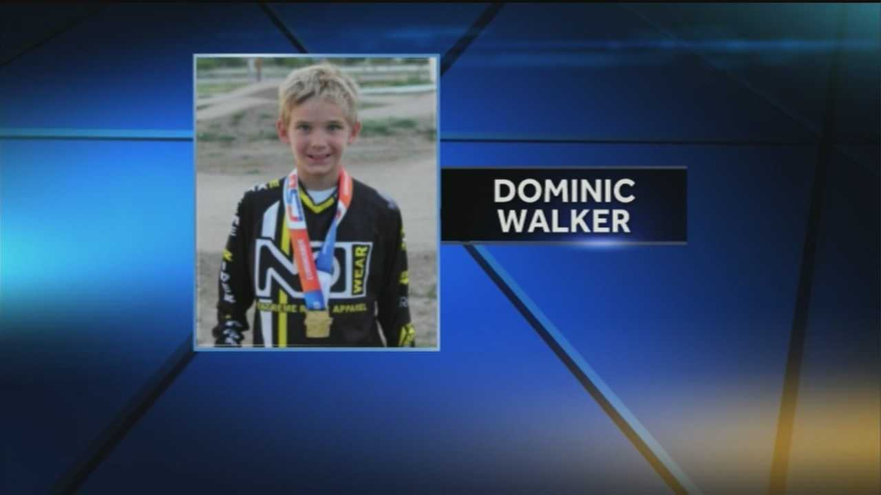 Dan Walker remembers clearly the morning he rushed to the scene of a hit-and-run, in which his son was struck by a drunken driver while riding his bicycle to school.
