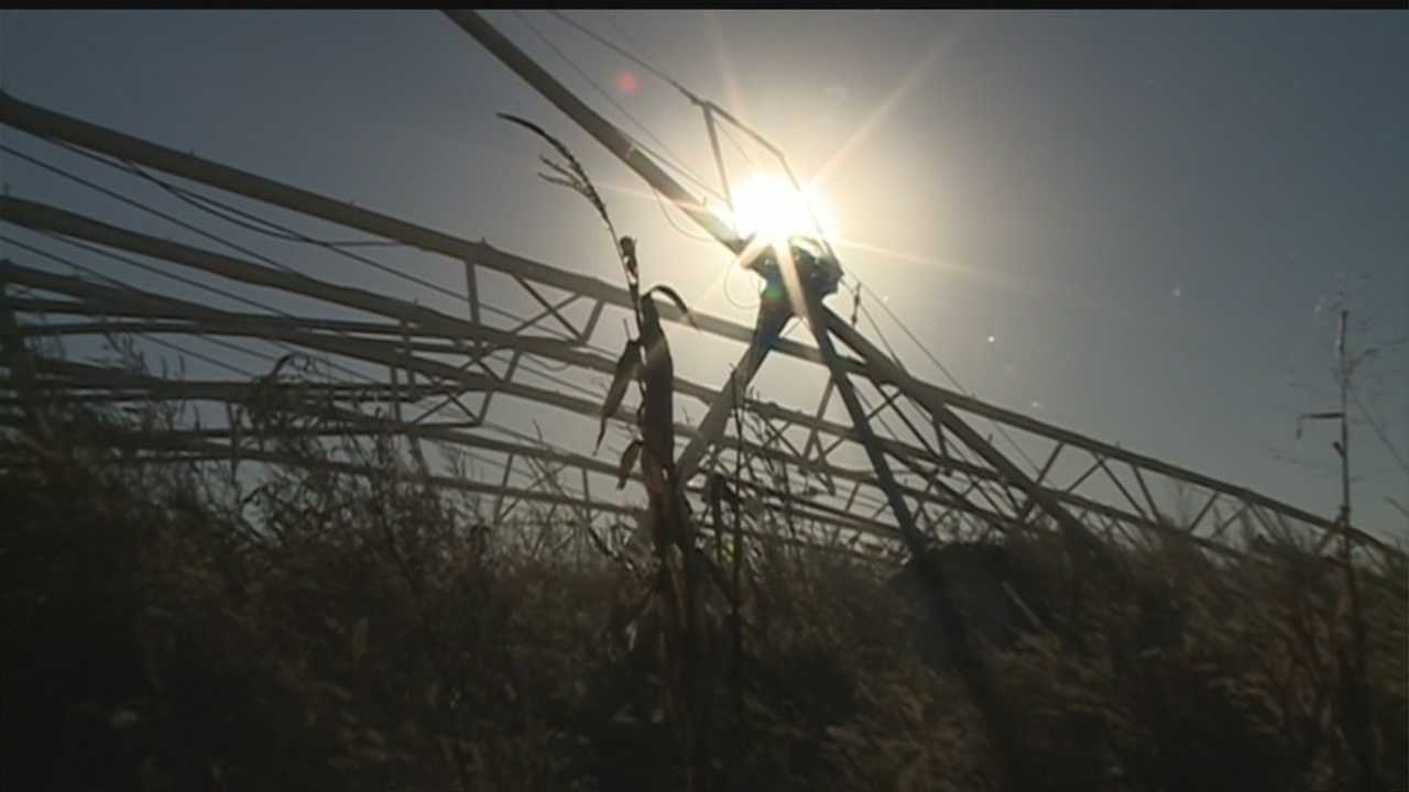 We catch up with a Nebraska farmer who's finally bouncing back after a stressful year.
